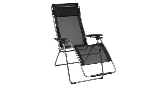 Lafuma Mobilier FUTURA XL - Siège camping - Classic Batyline noir